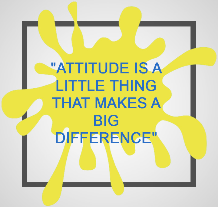 Funny Story _ Attitude make as difference